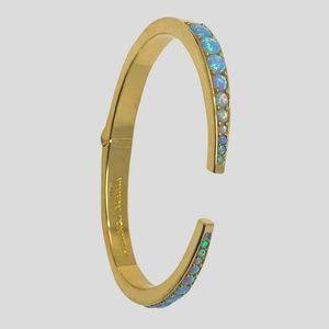 NWOT Melinda Maria Claw Cuff Bracelet Opal